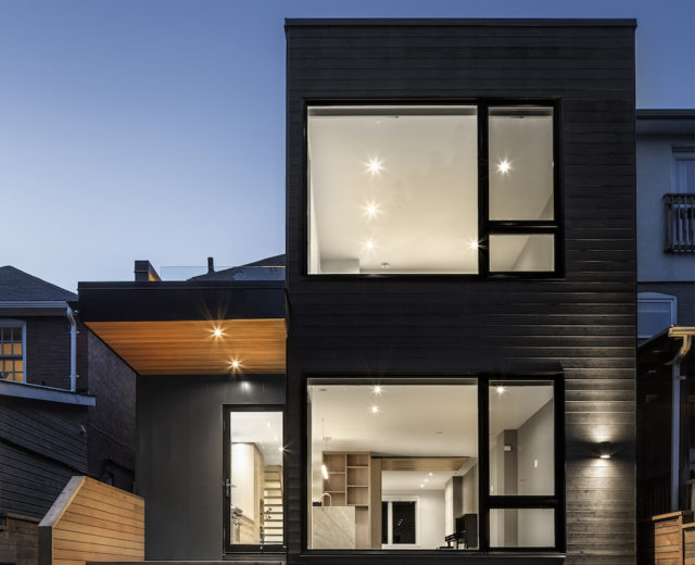 toronto based modern architecture firm asquith architecture